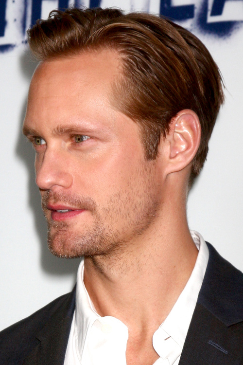 preppy hairstyle for men with thin hair