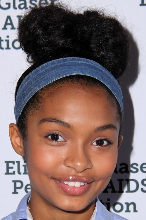 Cute Black Teen Hairstyles 41
