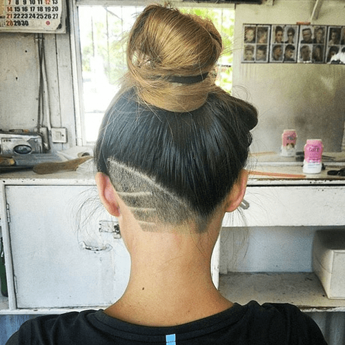 50 Women's Undercut Hairstyles to Make a Real Statement
