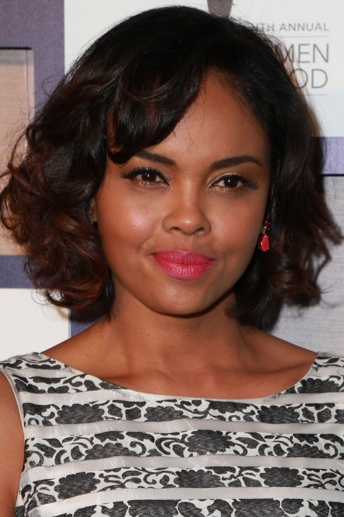 Pleasant Short Hair With Bangs 40 Seriously Stylish Looks Short Hairstyles For Black Women Fulllsitofus
