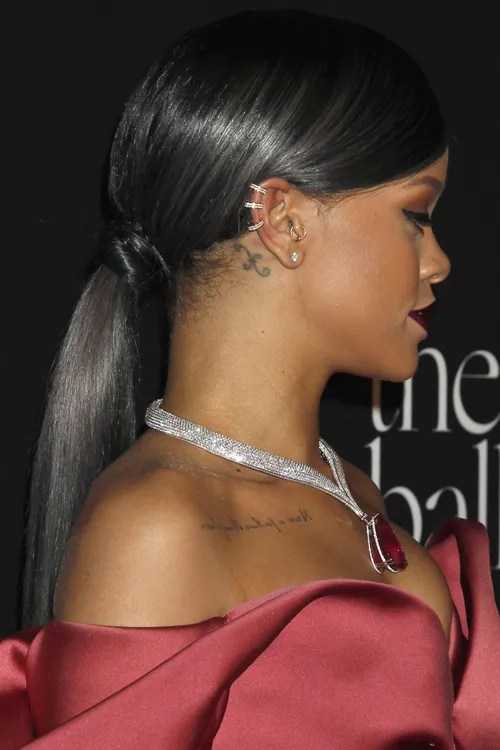 Brilliant 20 Classy Black Ponytail Hairstyles Short Hairstyles For Black Women Fulllsitofus