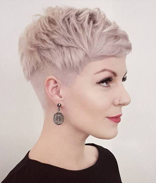 how to style pixie hair 60 pixie haircuts femininity and practicality 2401