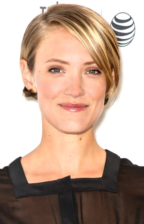 short fringe hairstyle for thin hair