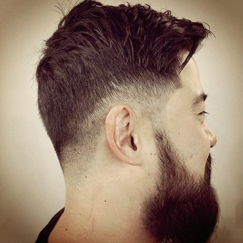 lumberjack men's hairstyle
