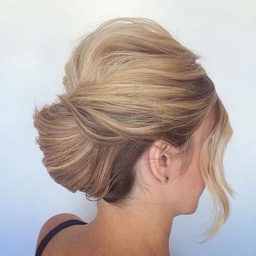 Admirable 40 Stylish French Twist Updos Hairstyles For Women Draintrainus