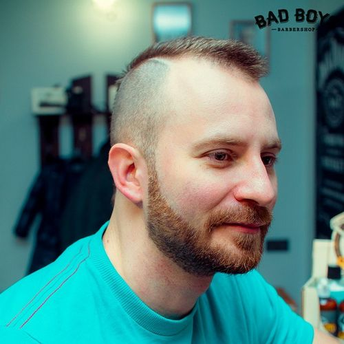 Mohawk for balding men