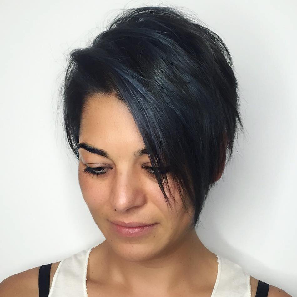 60 Gorgeous Long Pixie Hairstyles of 11 by Hailey