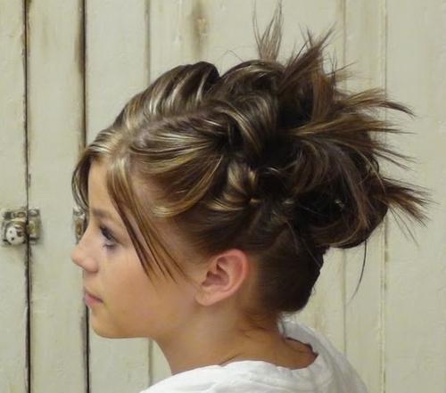 Pleasant 58 Updos For Short Hair Your Creative Short Hair Inspiration Short Hairstyles For Black Women Fulllsitofus