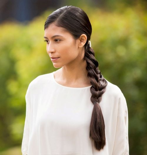 Pleasing 19 Gorgeous Braided Hairstyles For Long Hair Hairstyles For Men Maxibearus