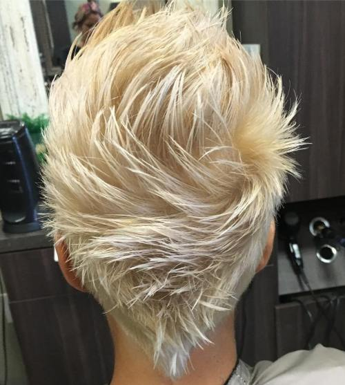 blonde short spiky haircuts for women 40 bold and beautiful short spiky haircuts for women