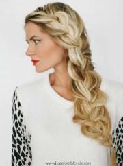 stylish side braid hairstyles