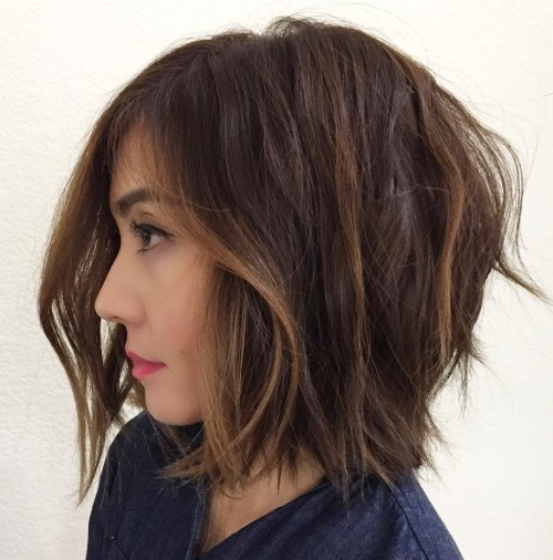 Messy Layered Bob