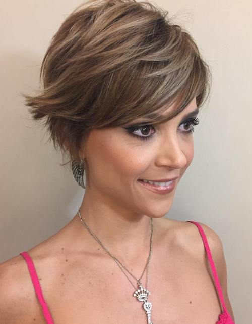 Prime 50 Cute And Easy To Style Short Layered Hairstyles Short Hairstyles For Black Women Fulllsitofus