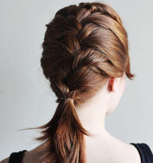 Enjoyable 50 Elegant French Braid Hairstyles Hairstyles For Men Maxibearus