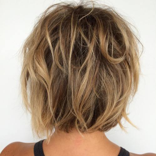Amazing 50 Messy Bob Hairstyles For Your Trendy Casual Looks Hairstyle Inspiration Daily Dogsangcom