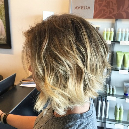 Pleasing 50 Messy Bob Hairstyles For Your Trendy Casual Looks Short Hairstyles Gunalazisus