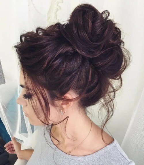 40 Updos For Long Hair Easy And Cute Updos For 2018