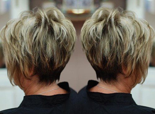 Hair Styles For Short Hair Older Ladies: 40 Bold And Beautiful Short Spiky Haircuts For Women