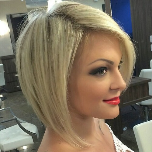 50 Best Bob Hairstyles for 2017 – Cute Medium Bob Haircuts ...