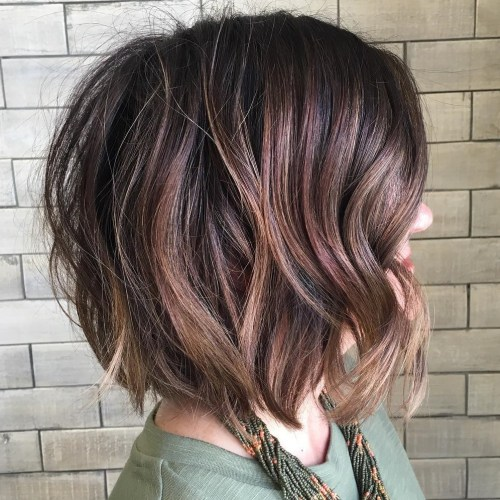 50 Wavy Bob Hairstyles – Short, Medium and Long Wavy Bobs ...