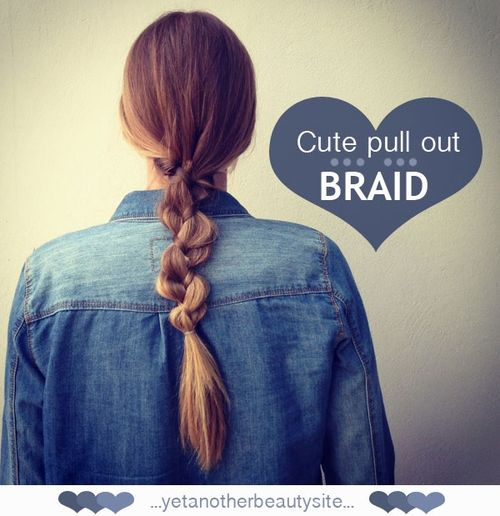 Incredible 38 Quick And Easy Braided Hairstyles Hairstyles For Women Draintrainus