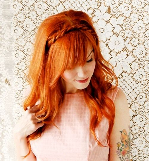 Incredible 40 Cute And Comfortable Braided Headband Hairstyles Hairstyle Inspiration Daily Dogsangcom