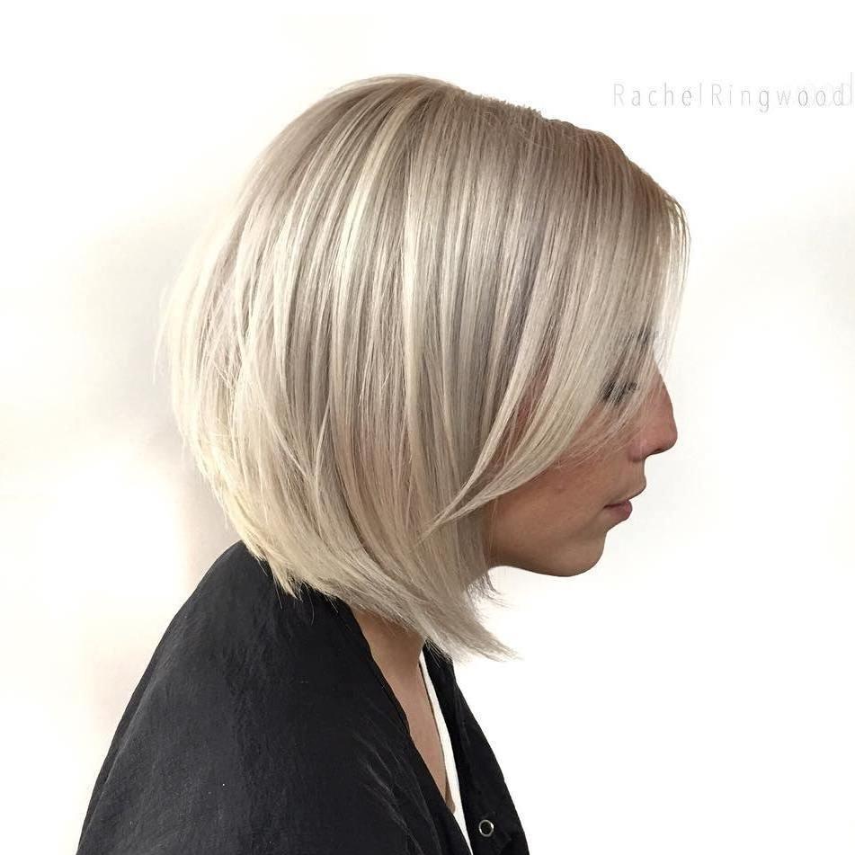 50 Best Bob Hairstyles for 2017 \u2013 Cute Medium Bob Haircuts for Women
