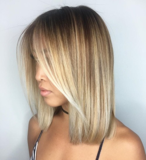 60 Inspiring Long Bob Hairstyles And Long Bob Haircuts For 2019