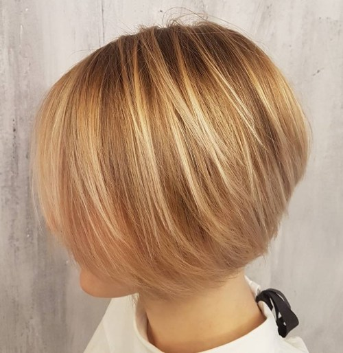 New Feathery Bob For Fine Hair