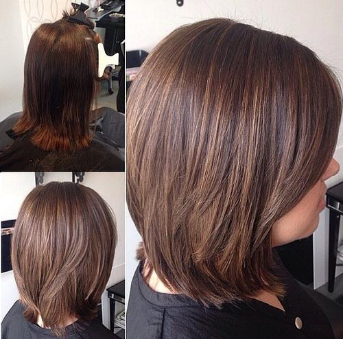 Swell 38 Beautiful And Convenient Medium Bob Hairstyles Hairstyles For Women Draintrainus