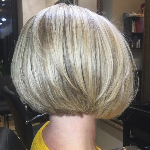 Short Bob Cut For Thick Hair