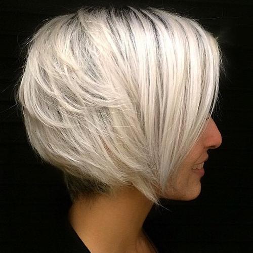 Terrific 40 Banging Blonde Bobs Short Hairstyles Gunalazisus