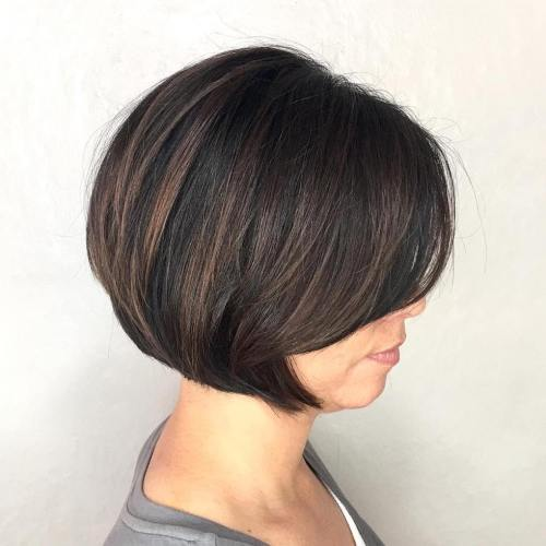 60 Best Short Bob Haircuts and Hairstyles for Women in 2018