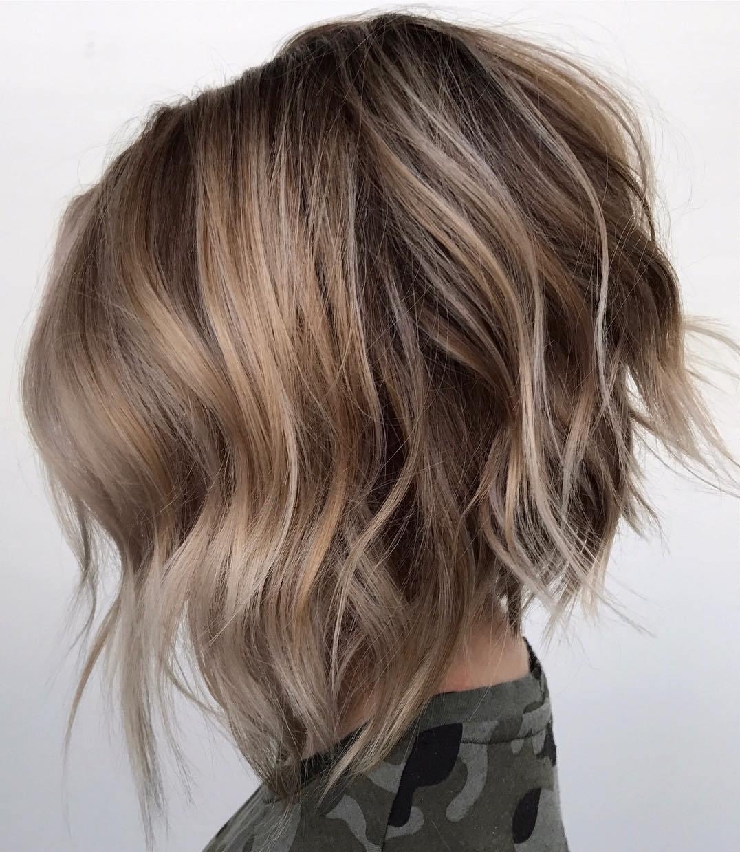 60 best bob hairstyles for 2019 cute medium bob haircuts - HD1076×1239
