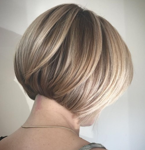 Short Bob For Fine Hair