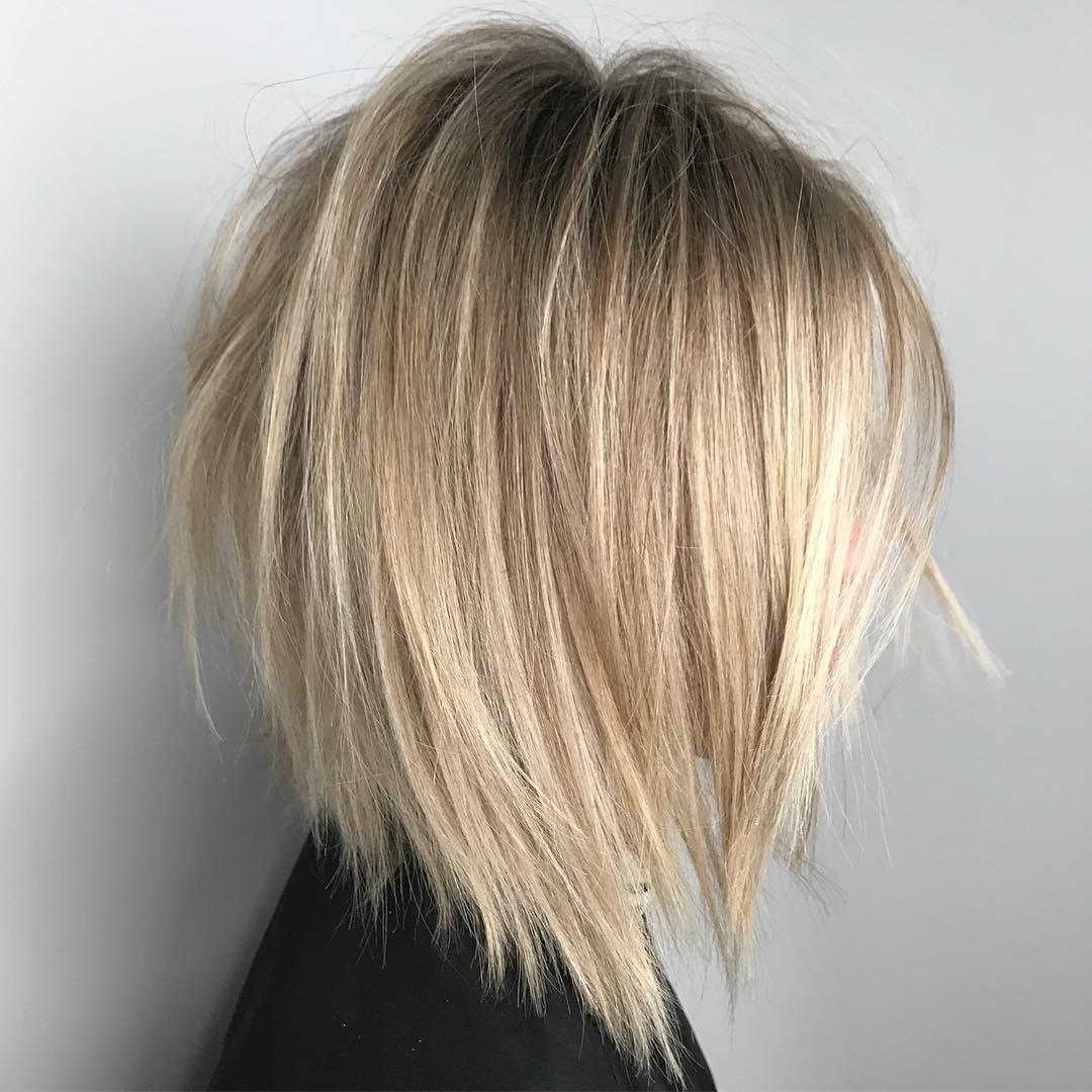 60 best bob hairstyles for 2019 cute medium bob haircuts - HD1080×1080