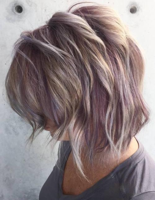 Awesome 60 Fabulous Choppy Bob Hairstyles Hairstyles For Women Draintrainus