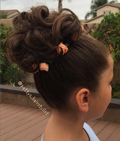 Fine 20 Flawless Flower Girl Hairstyles Short Hairstyles For Black Women Fulllsitofus