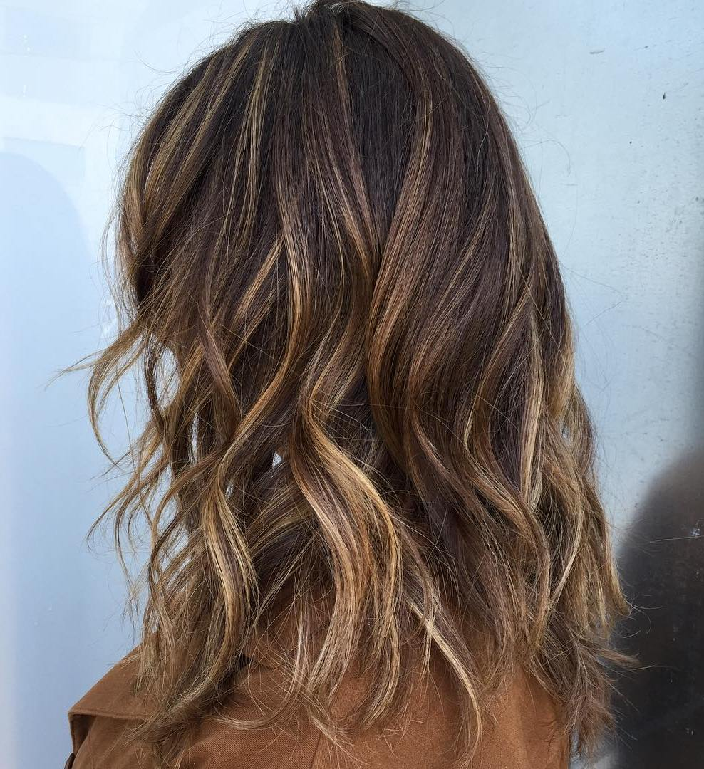Partial Highlights All Over Or Highlights