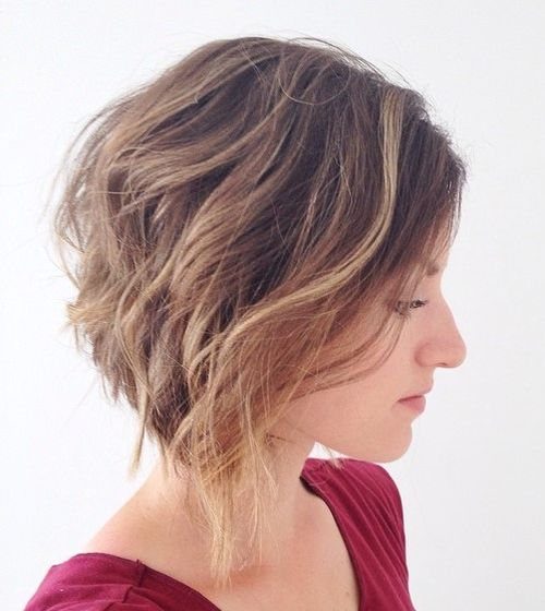Superb 50 Trendy Inverted Bob Haircuts Short Hairstyles Gunalazisus