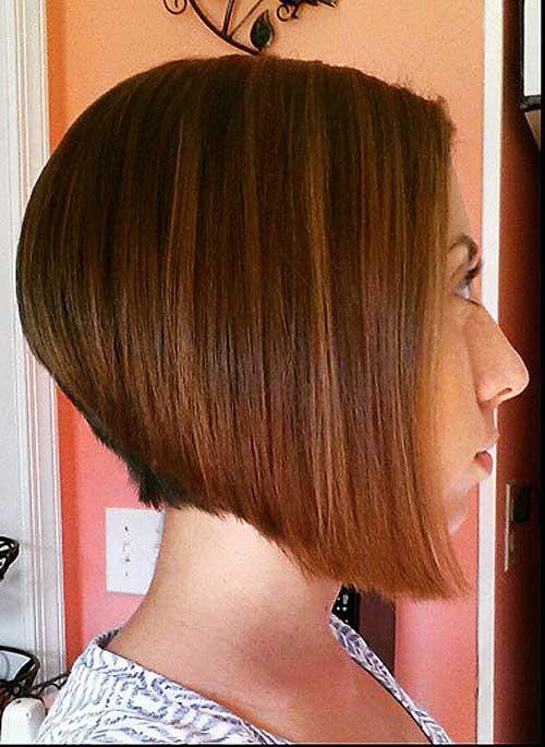 Magnificent 40 Trendy Inverted Bob Haircuts Short Hairstyles Gunalazisus