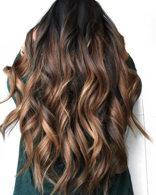 70 balayage hair color ideas with blonde brown and. Black Bedroom Furniture Sets. Home Design Ideas