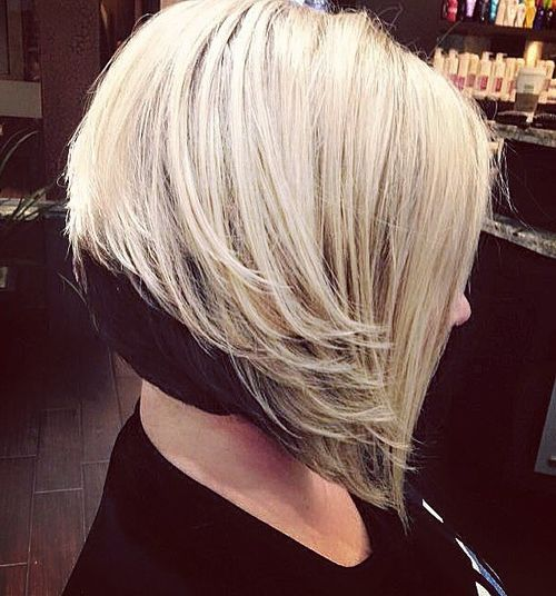 40 Trendy Inverted Bob Haircuts