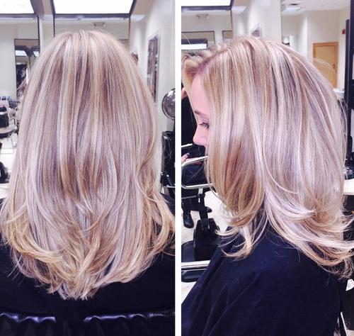 Hairstyle Pic 20 Beautiful Blonde Balayage Looks