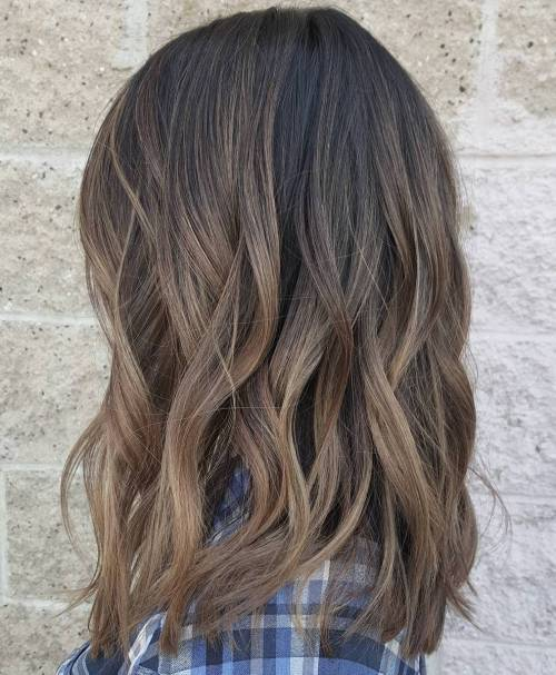 What is balayage 90 balayage hair color ideas balayage for Balayage braun caramel