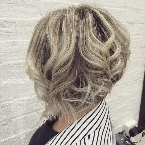 Fabulous 40 Trendy Inverted Bob Haircuts Short Hairstyles Gunalazisus