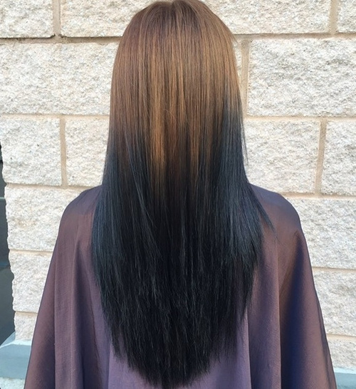 Sleek and Sexy Hair Beauty with Ombre Straight Hair  Sleek and Sexy ...