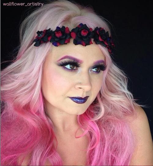 ombre luscious coiffures