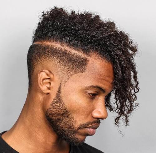 Mexican Taper Fade Haircut 71