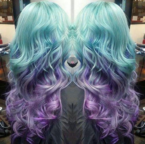 pastel idees essayer couleur cheveux